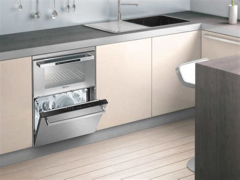 Combiné Four Lave Vaisselle 2694 by Piccoli Elettrodomestici In Cucina Mansarda It