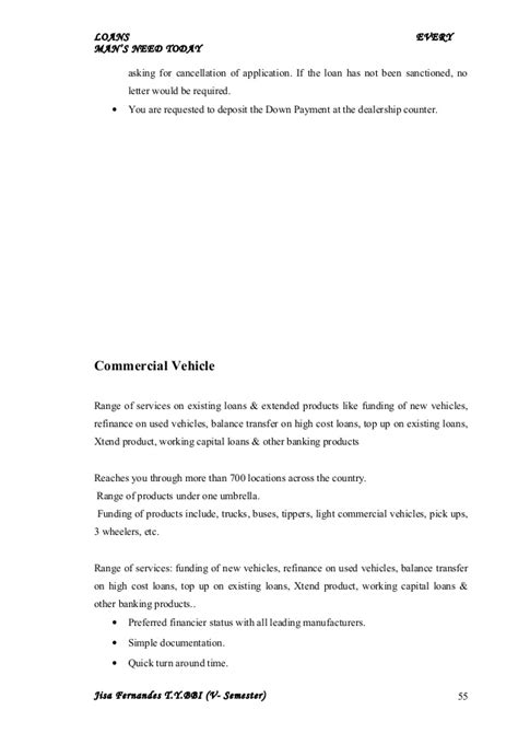 Car Loan Cancellation Letter Format Loans