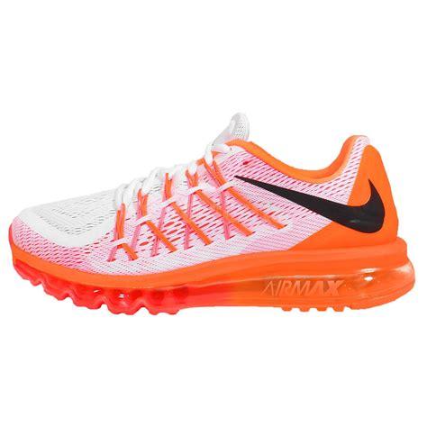 Nike Air Max 2015 Mens Cushion Running Shoes Runner Sneakers 360 6 nike air max 2015 white orange black mens cushion running shoes 360 698902 102 ebay