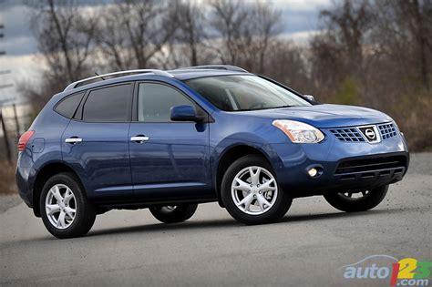 nissan rogue 2010 sl awd list of car and truck pictures and auto123