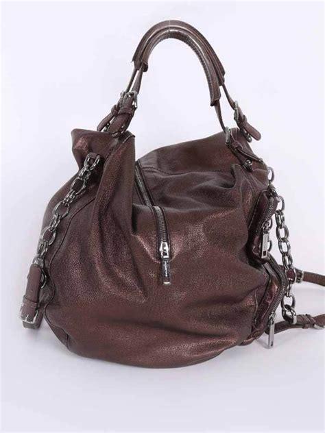 Dolce Gabbana Metallic Woven Hobo by Dolce Gabbana Miss Pocket Leather Hobo Bag Metallic