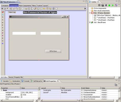 swing plugin for eclipse jigloo plugin for eclipse download pelnessa