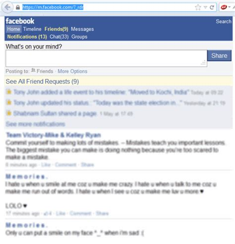 full version of facebook on mobile open facebook when blocked in school college office