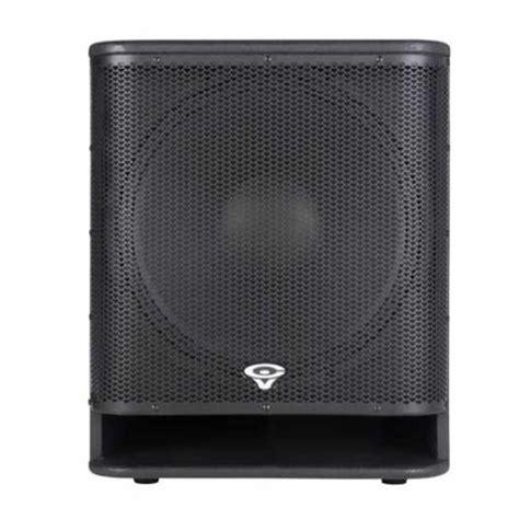 Speaker Aktif Cerwin cerwin p 1800sx ta蝓莖nabilir aktif subwoofer 174 en iyi fiyatlar infomusic de