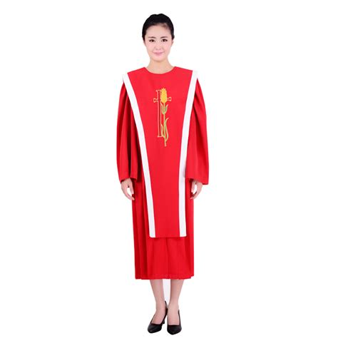 church choir gowns