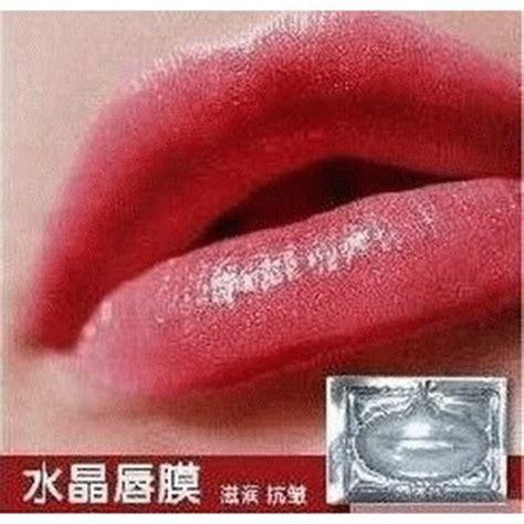 Masker Bibir Collagen Lip Mask Pelembab Bibir Fc Collagen Lip Mask Untuk Bibir Menawan