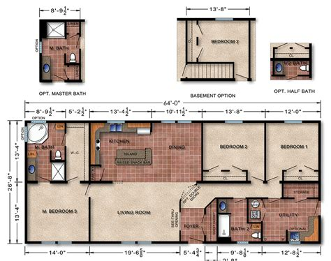 michigan home builders floor plans michigan modular homes 176 prices floor plans