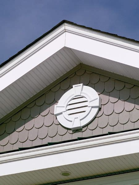 fypon decorative millwork gable love this style of gable vent with the keystones www