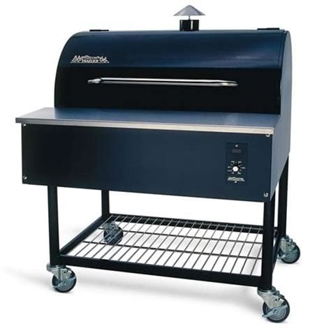 Kitchen Islands Stainless Steel Traeger Bbq 125 Executive Pellet Grill And Smoker Free