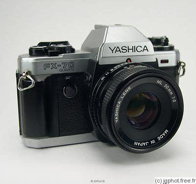 yashica a value yashica yashica fx 70 quarz price guide estimate a