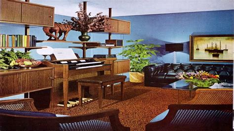 60s style house