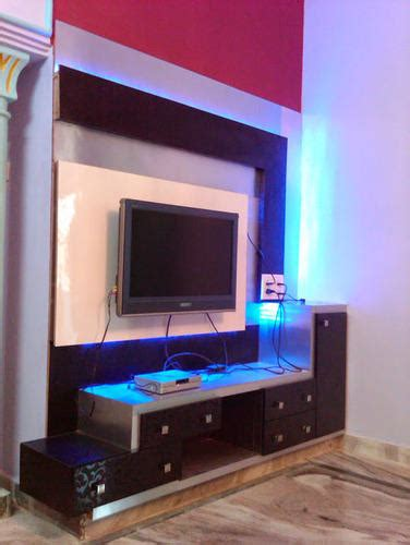 Wooden Wall Tv Cabinet Rs 35000 Piece Aamphaa Projects