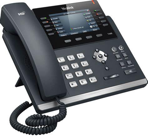 one t46g ip desk phone yealink sip t46g 6 line ip phone colour 4 3 quot dual gigabit