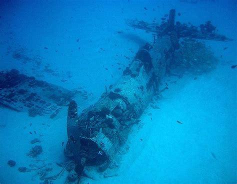 Totebag Boat Ori Dangmark f4u corsair water and underwater on