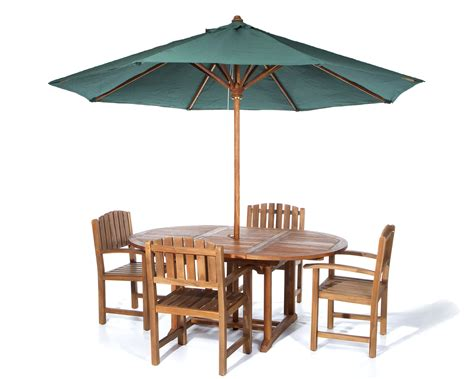 Teak Picnic Table With Umbrella Designer Tables Reference Teak Patio Umbrellas