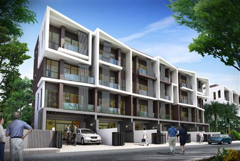 buy sell modern shop house home office commercial building 4 floors project b avenue
