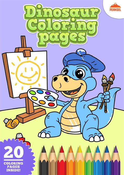 dinosaur coloring pages pdf file dinosaur coloring pages printable coloring book for