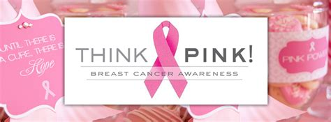 Think Pink For Breast Cancer Awareness by Free Covers For Timeline Cool Timeline Covers
