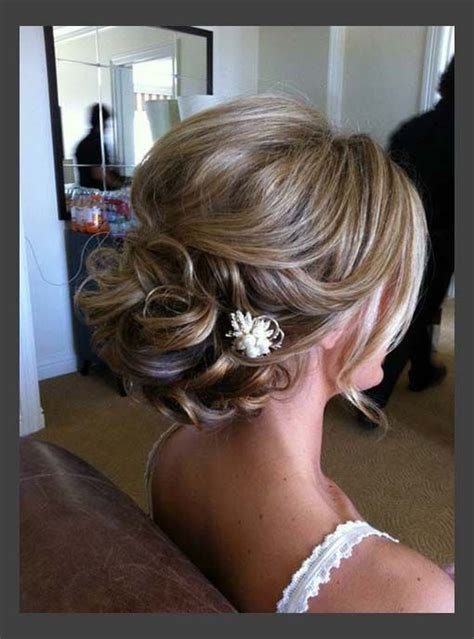 wedding hair updo for 16 pretty and chic updos for medium length hair pretty