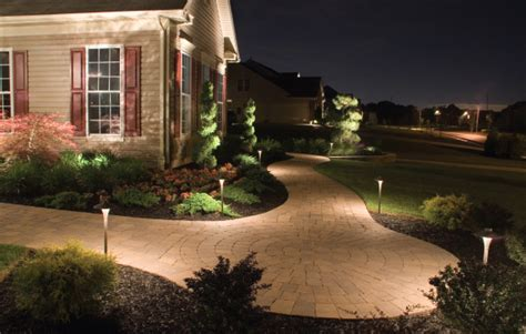 Landscape Lighting Goes On And Luminaires Ext 233 Rieurs Led Pav 233 S Concept