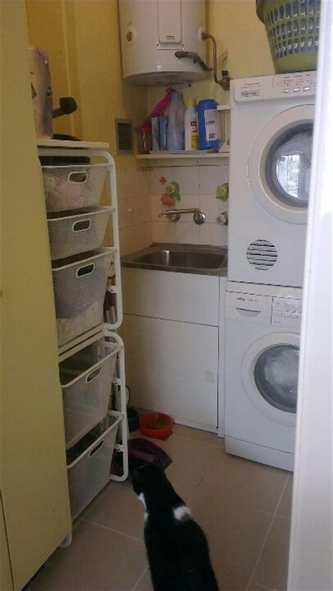Laundry Sorting System IKEA Algot range   Inspiring Ideas