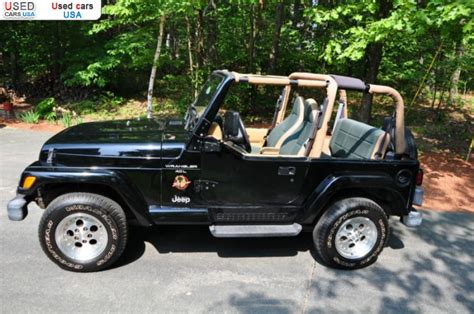 Jeep 1998 For Sale For Sale 1998 Passenger Car Jeep Wrangler Atlanta