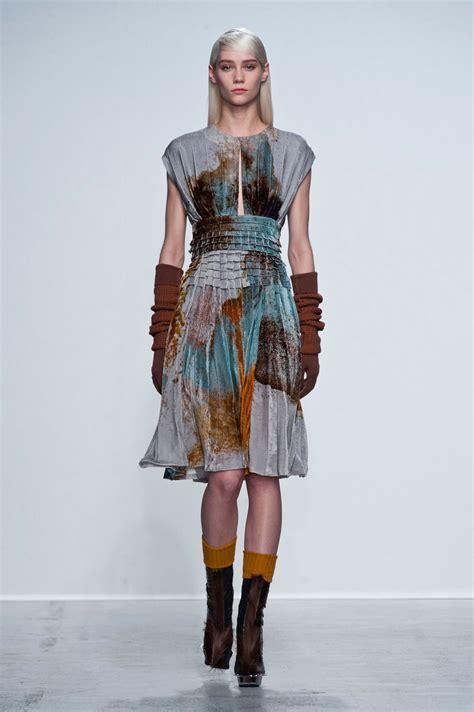 Galliano Fashion Week by Galliano At Fashion Week Fall 2014 Livingly