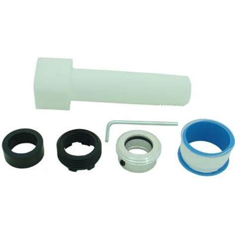 bathtub spout adapter partsmasterpro universal tub spout adapter 51108 the home depot
