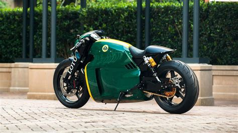 Lotus Motorrad by Owning One Of 100 Lotus C 01 Motorbikes Requires Spending