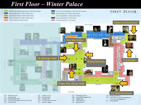 winter palace floor plan floor winter palace