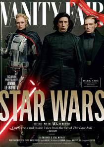 Vanity Fair Cover See The Cast Of Wars The Last Jedi On Four Exclusive