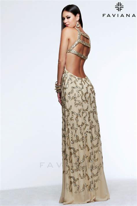 Home Design In Kerala by Fs7597 Gold Formal Dresses Mon Belle Bridal