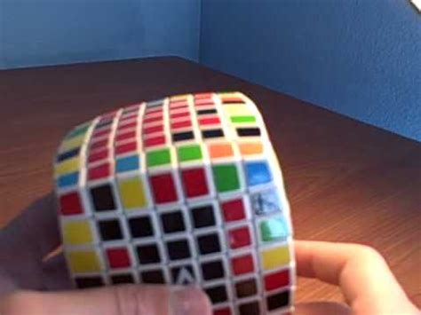 tutorial rubik 7x7x7 español how to solve a v cube 7x7x7 part 1 funnycat tv