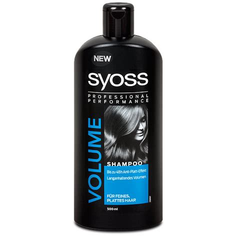Sho Syoss syoss volume lift shoo shoo im dm shop