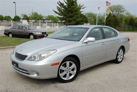 lexus sedan 2005 2005 lexus es330 4d luxury sedan like