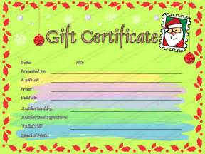 Certification Of Gift Letter Gift Certificate Templates