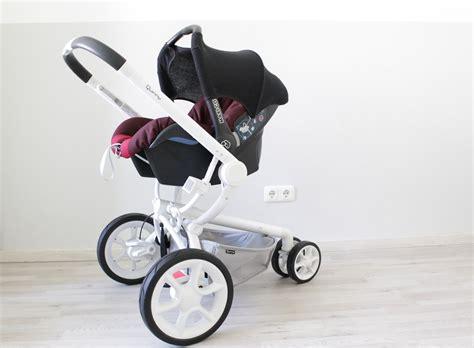 maxi cosi gestell zum schieben test quinny moodd kinderwagen babyartikel de magazin