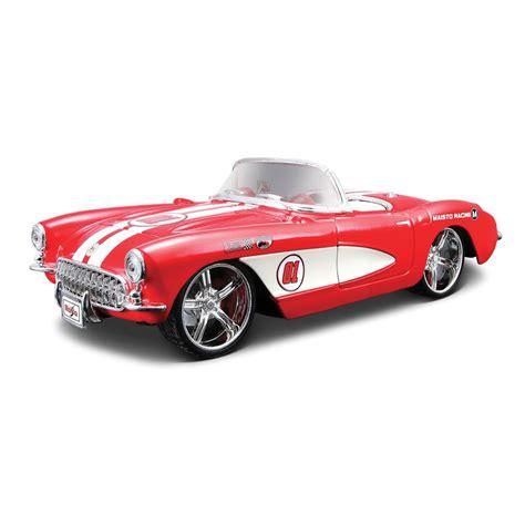 Maisto Diecast Maisto 1 maisto 1957 chevrolet corvette 1 24 scale diecast car