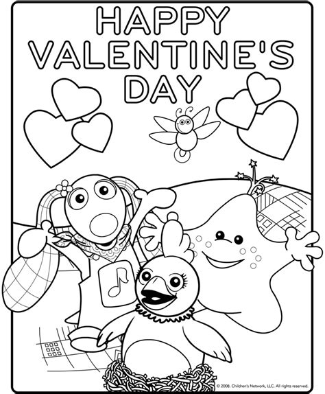 Free Printable Spongebob Valentines Coloring Pagesl