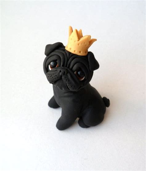 pug clay 25 best ideas about polymer clay sculptures on clay crafts polymer clay