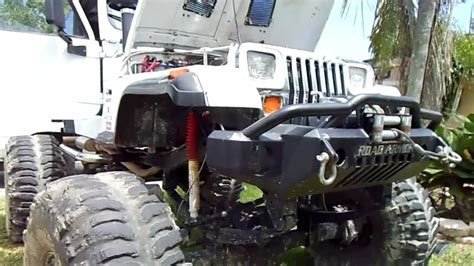 Jeep Yj Snorkel Jeep Yj Custom Made Snorkel 2