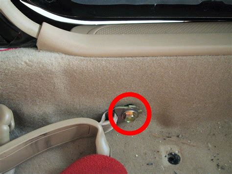 how to remove front passenger seat 2000 daewoo leganza how to remove front seats carpet club3g forum