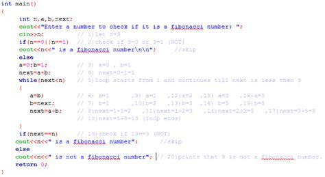 pattern code in c language fibonacci series number c using while loop exle c