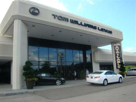 Tom Williams Lexus Used Cars by Lexus Of Birmingham Irondale Al 35210 Car Dealership