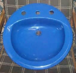 blue bathroom sinks 50 vintage bathroom sinks new stock lots of color