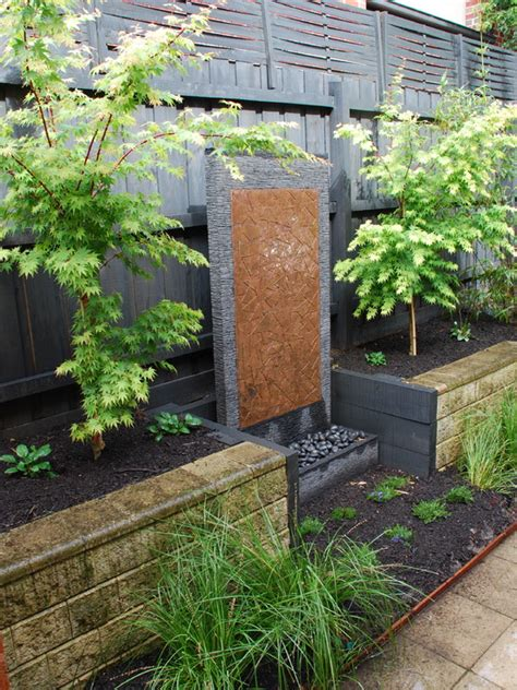 Stone Kitchen Ideas garden water features 75 ideas for the design of water oases