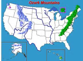 physical us map with rivers physical map of usa with rivers and mountains
