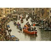 El Carnaval De Venecia Arranca Con Tradicional Des