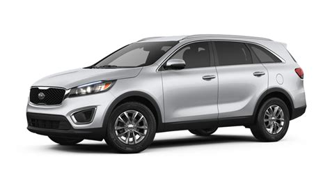 Kia Sorento Colours 2017 Kia Sorento Paint Color Options
