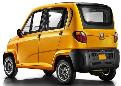 bajaj new 4 wheeler bajaj qute new for four wheeler transport
